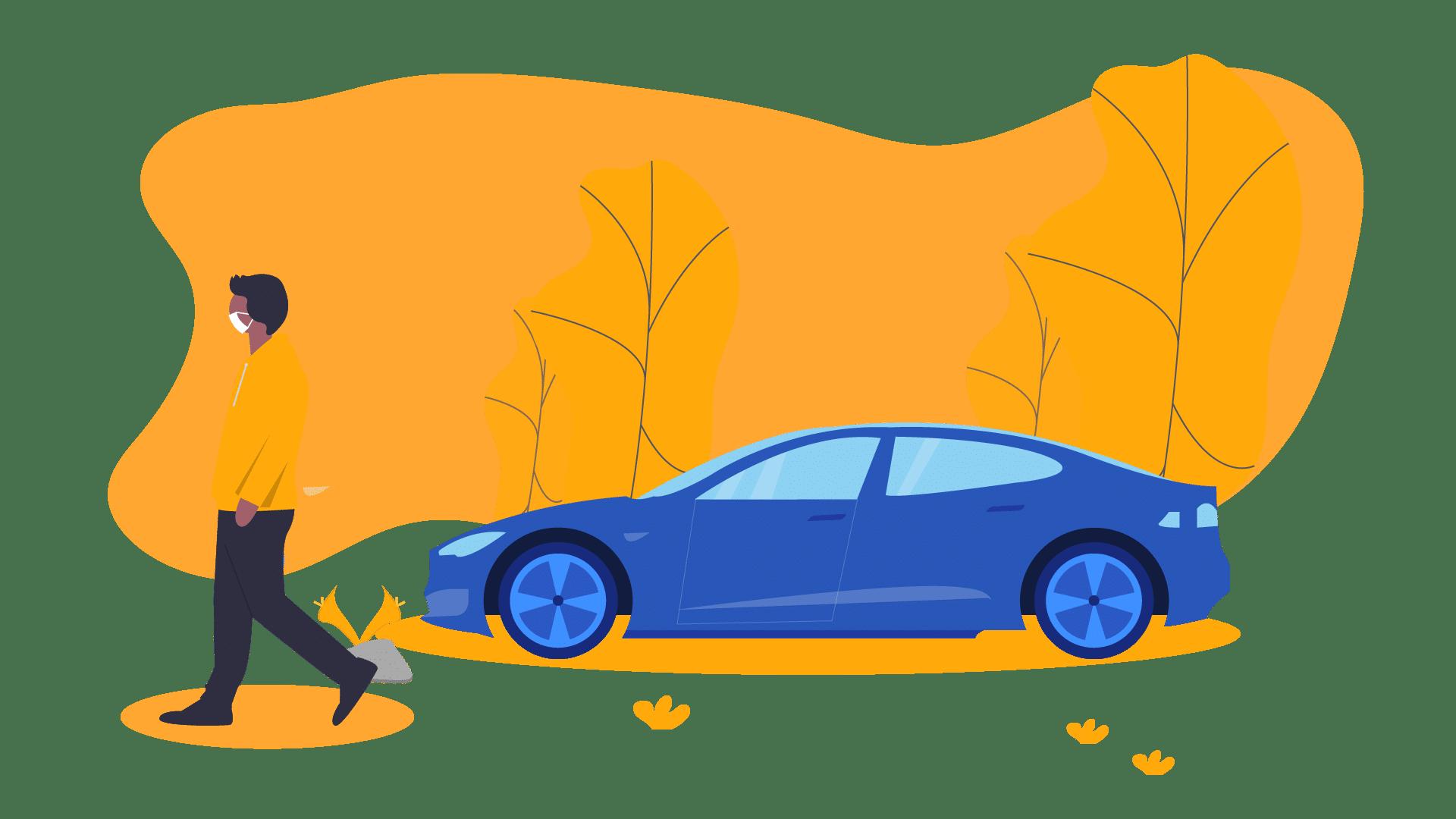 coronavirus automobile règles