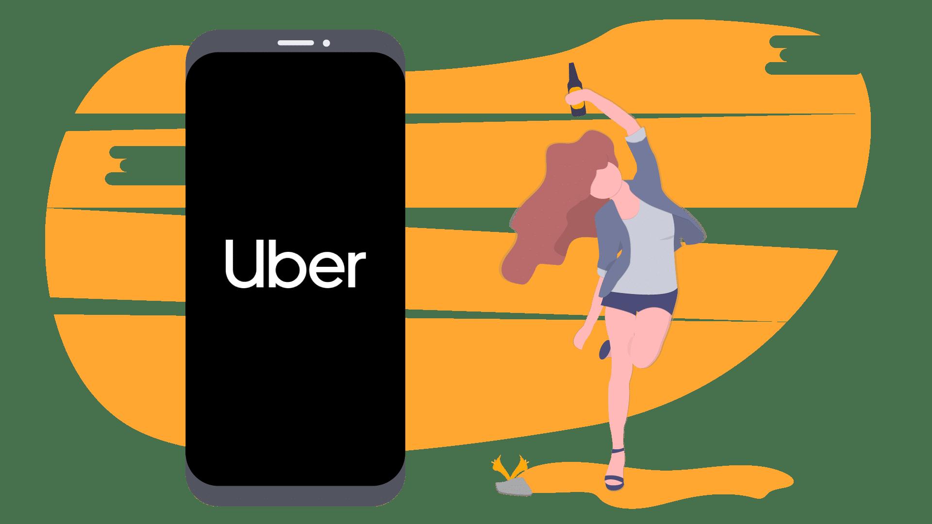 agression sexuelle uber