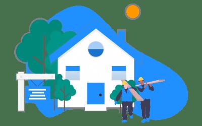 Location – Gros travaux et travaux d'entretien : qui doit faire quoi ? – Bail d'habitation
