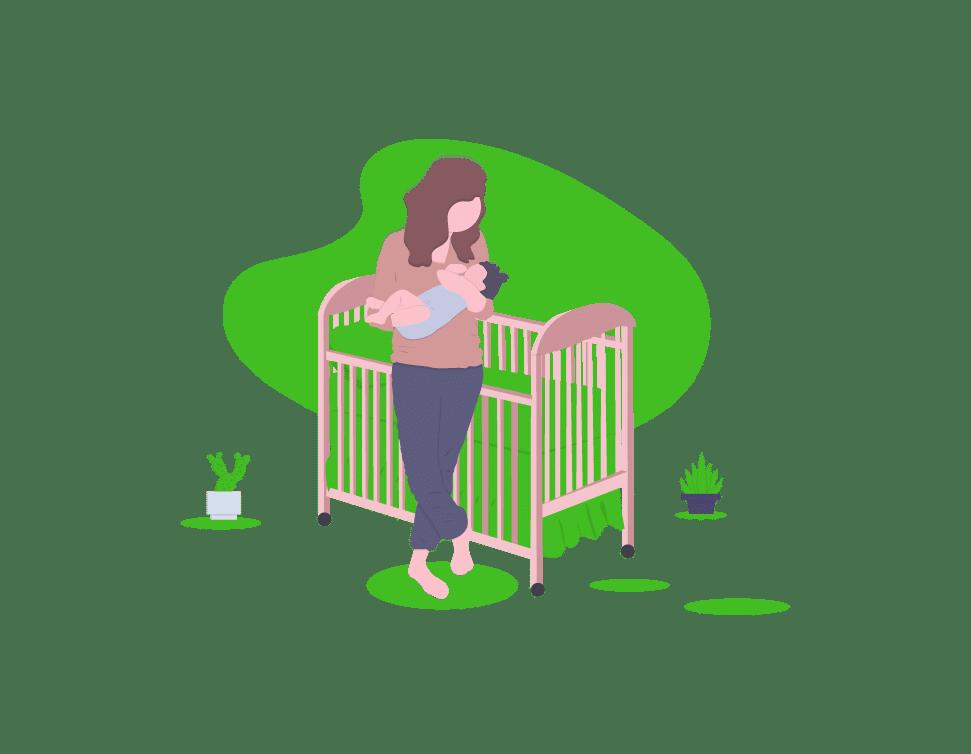 Démissionner pendant un congé de maternité