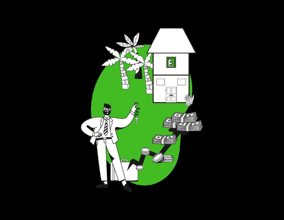 Taxes propriétaire immeuble