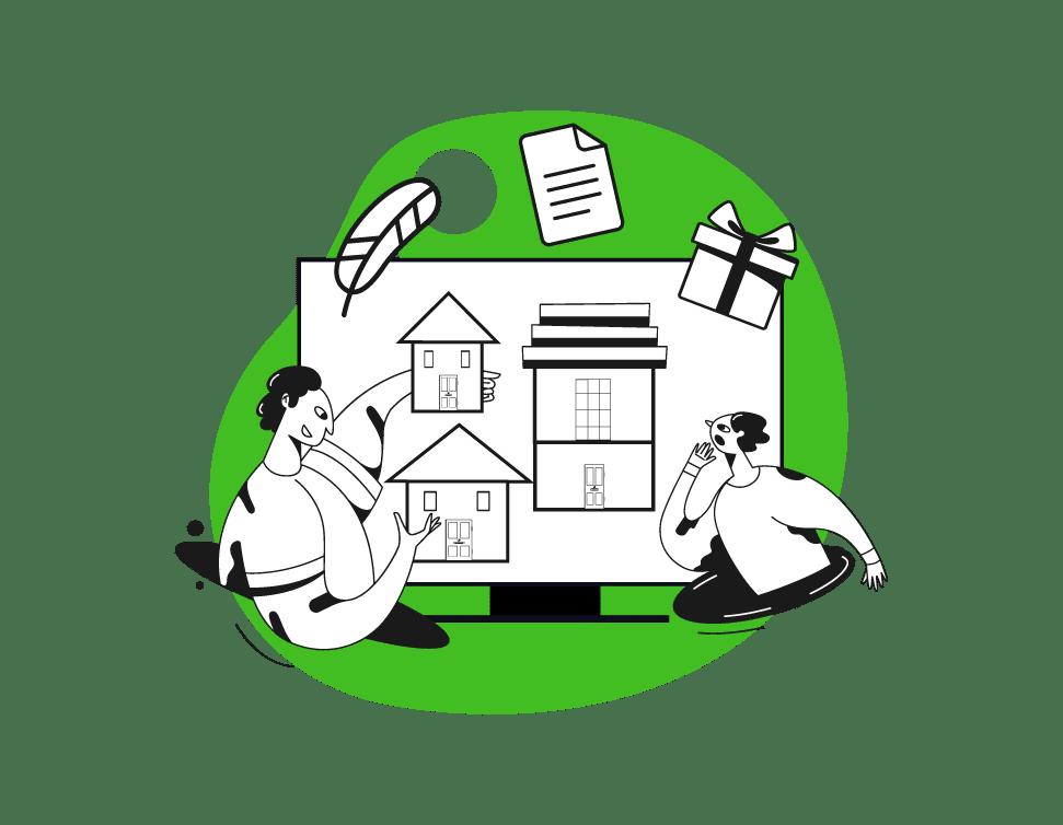 la succession des biens immobiliers