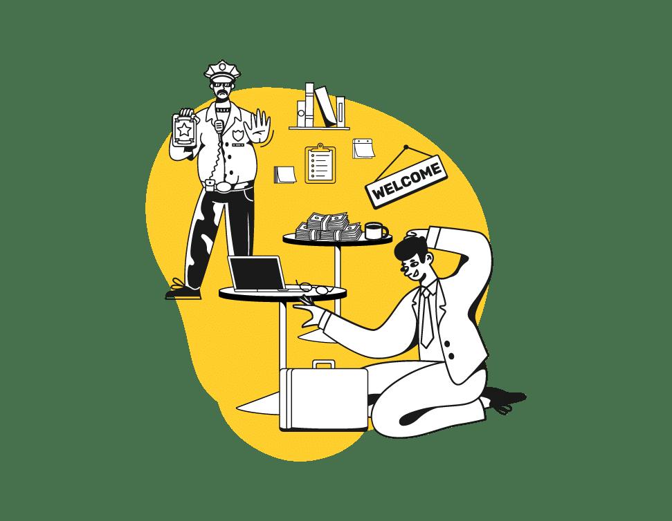 régularisation d'un travailleur